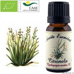Aceite Esencial Citronela Bio