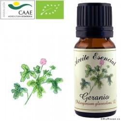 Aceite Esencial Geranio Bio